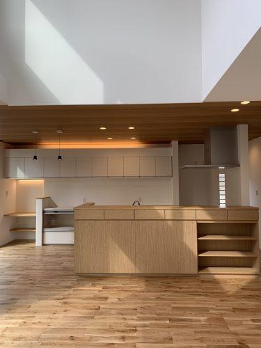 【オリジナルの造作家具で暮らしやすい空間づくりを実現_いなべ市Gさま邸 施工事例-2】